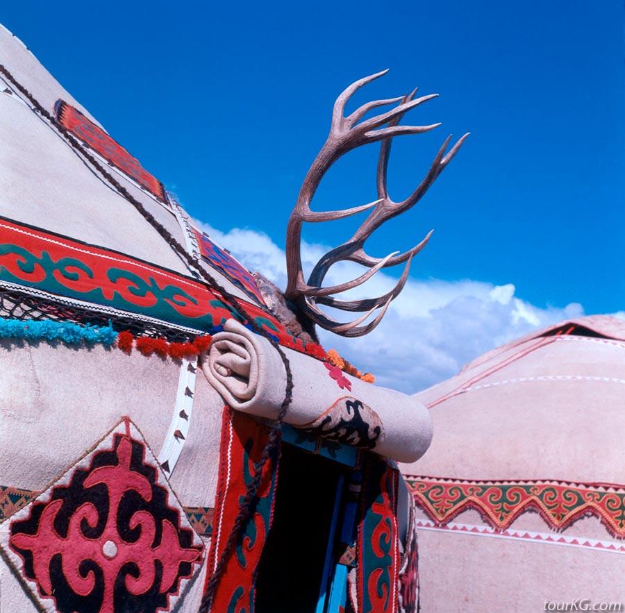 Особенности религиозных верований кыргызов