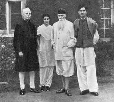 Неру-Ганди-Рерих