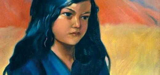 Портрет-девочки