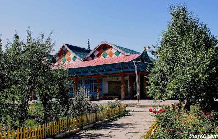 мечеть - уникальный памятник истории