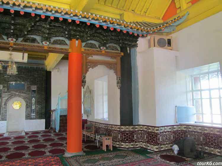 Мечеть - достояние города Каракол
