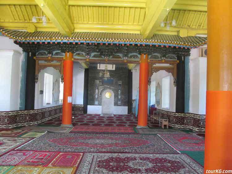 Дунганская мечеть Каракола