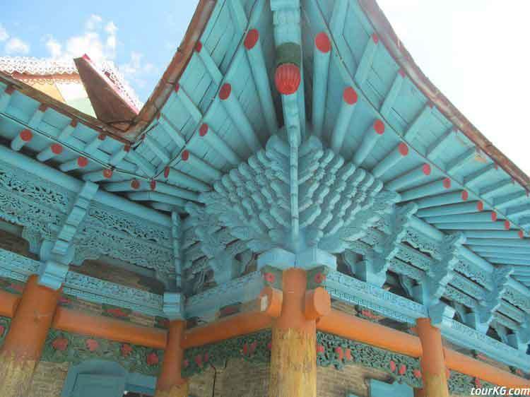 дунганская каракольская мечеть