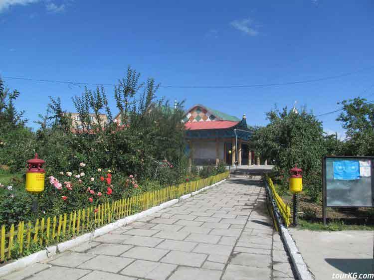 мечеть дунган