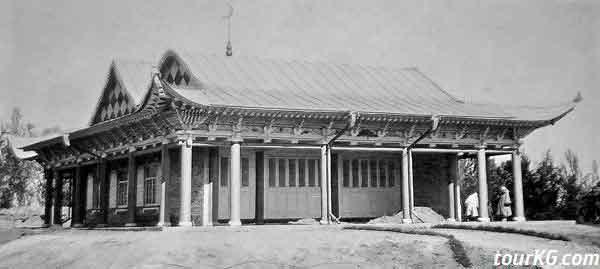 Каракольская дунганская мечеть
