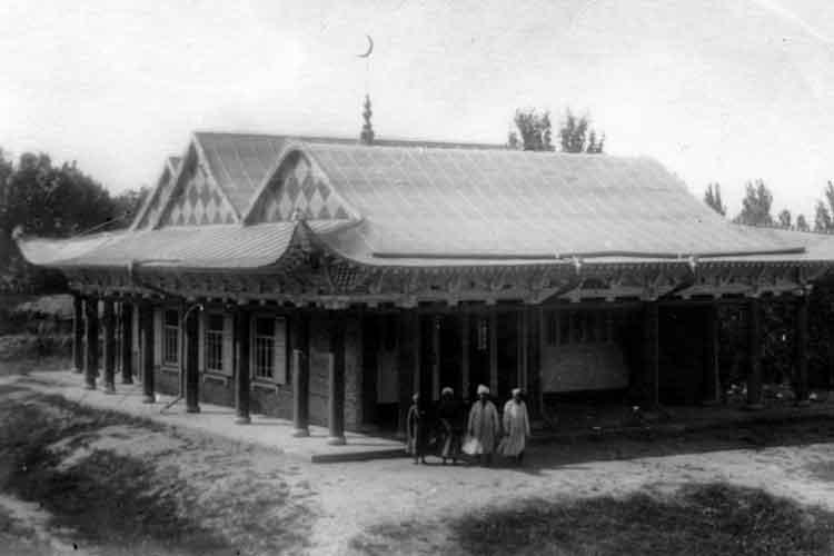 Каракол мечеть