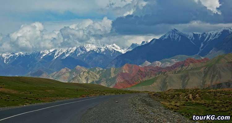 Кыргызский Памир