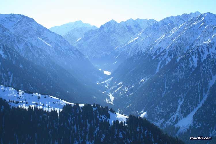 Киргизские горы