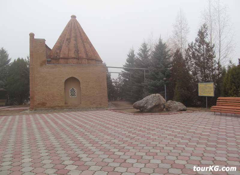 кумбез Манаса - народного героя кыргызов