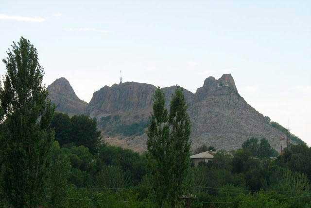Гора пророка Сулеймана