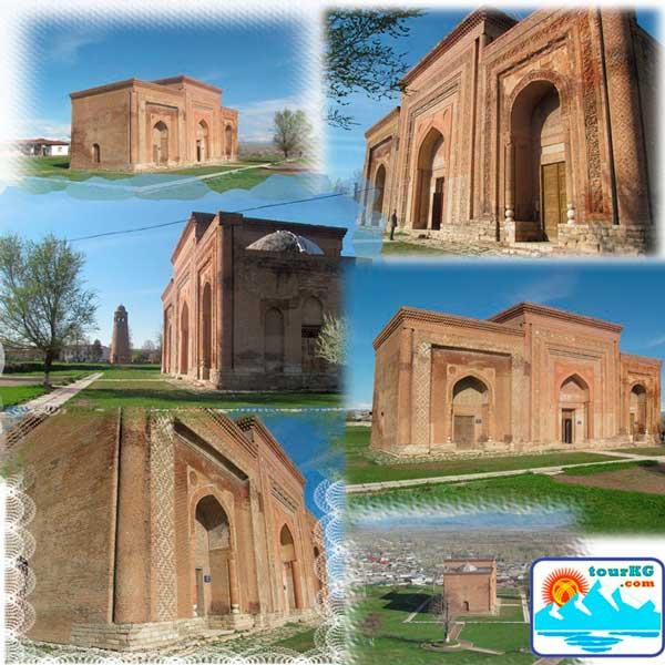 Узгенские мавзолеи - памятники истории