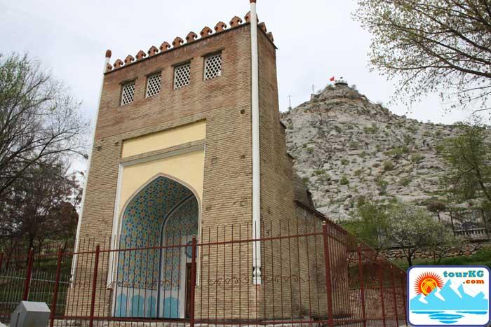 мавзолей визиря царя Соломона
