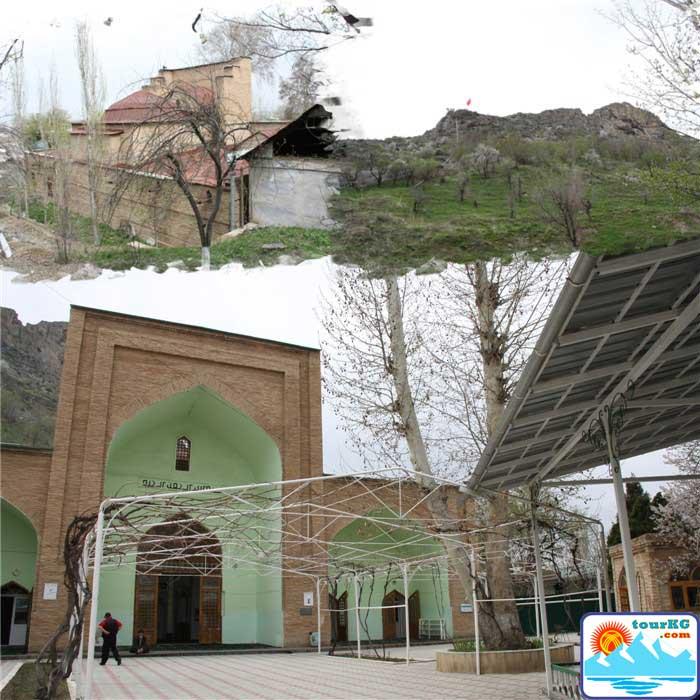 Мечеть Абдуллахана - религиозно-культурный центр Оша