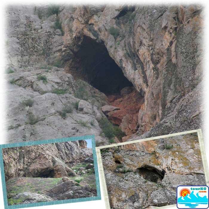 Пещеры Сулейманки