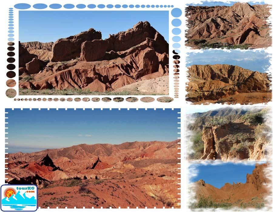 Иссык-куль каньон сказка фото