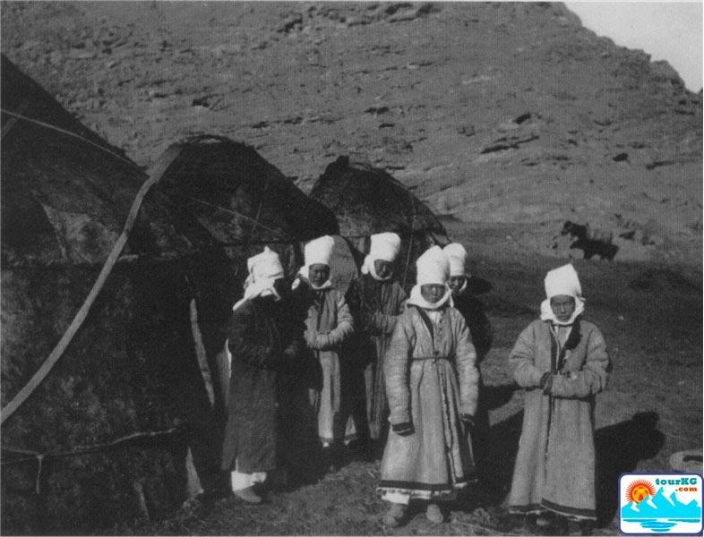американский ученый-геогрф Хантингтон о кыргызах