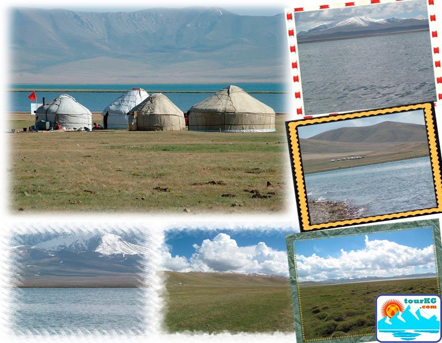 Сон-Коль - одна из достопримечательностей Кыргызстана